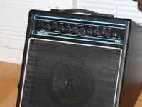Guitar Amp barely 1 year old. Only used 3 times. The