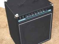 Acoustic B100 Bass Amp Combo 1X15 100 Watts This amp is