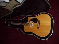I have a Takamine Acoustic-Electric Guitar, Model #