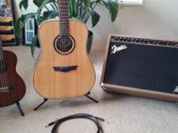 For sale: Collection of Acoustic/Electric Instruments,