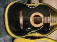 Harmony Sovereign Guitar $135 OBO Will trade for older