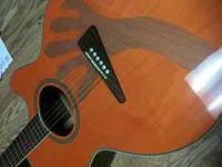 sammick artist series, superb guitar jumbo body great