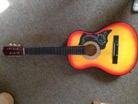 i am selling an unused guitar. it has the original