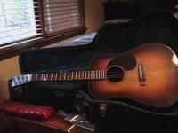 i have for sale an acoustic guitar made by local guitar
