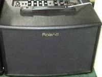 Great  sounding acoustic guitar amp with reverb and