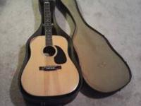 Carlos Model 250 Acoustic guitar. It's in fair