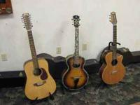 Acoustic Instrument Sale at Todd's Musical Petting Zoo