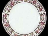 Acsons Diamond China, Serina Pattern. Made in Japan. 48
