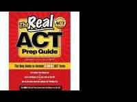 Brand New ACT Prep Guide. If interested, contact me at
