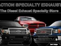 At Action Specialty Exhaust we try to supply quality