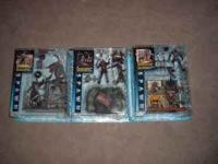 I have a complete set of new in the box movie spawn