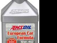 Product DescriptionAMSOIL European Car Formula