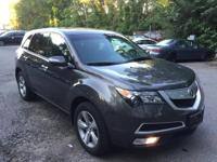 Clean Carfax One Owner - Low Miles - Acura Certified!