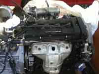 I have a acura integra motor and transmission for