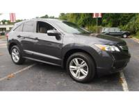 Amazing 2013 Acura RDX loaded with all the options.