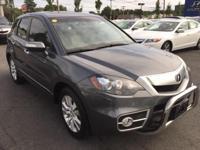 Clean Carfax One Owner - Acura Certified - AWD