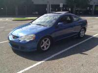 Factory (stock) acura rsx alloy 16 in wheels with GREAT