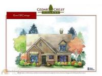 "New Construction Model Home, The ""rose Hill"", 2 Br/2 Ba"