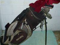 Men's RH Adams Founders Club Golf Set. Adams Faldo 10.5