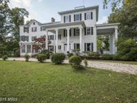 This spectacular, historic, waterfront home is located