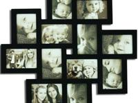 "This fun collage of 4x6"" image frames makes"