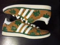 Pair of snickers ADIDAS NBA Boston Celtics Limited
