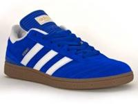 For sale is one pair of Adidas Blue Busentiz with Blue