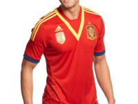 Celebrate Spain and soccer with this new jersey from