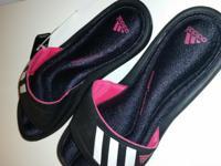 Adidas TAYUNA FF VARIO W Slide Sandal Memory foam