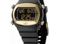 I recently just bought a gold and black adidas watch