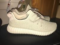Adidas Yeezy Boost 350 Oxford Tan SZ 9.5 w/ receipt