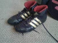 Im selling Wrestling shoes that have only been worn to