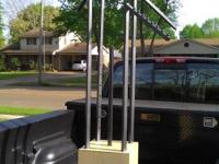 Adjustable Dept Store Clothes Rack Call Larry at