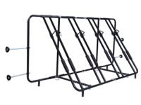 This Is Our New Four Bicycle Rack, Which Is Ideal And