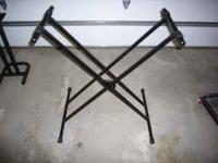 I am selling an adjustable organ stand. In great shape,