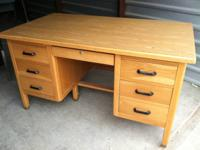 We are selling classic strong oak administrator