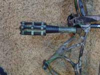 Bowtech Admiral... Fuse top of the line accessories,