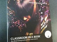 Adobe Premiere Pro CS6, Classroom In A Book. Brand New,