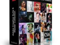 Adobe Creative Suite 6 DVD Master Collection Software