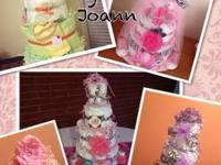 All my creations are primarily Baby Shower decor which