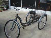 Schwinn Adult Trike This trike is for people with long