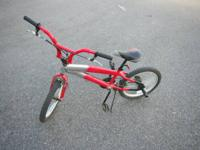 This is a nice tournament style BMX bike.  Free hub