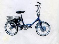 Worksman Lightning Electric Tricycle Made in the USA