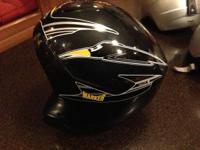 """Marker"" Tracer model helmet (black one) Child size is"