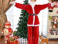 This Christmas Santa Claus Costume Is Ideal To