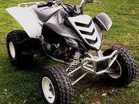 2001 660 Yamaha raptor Grownup had! Tough to locate
