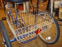 Good condition adult tricycle Miami Sun by Leader.