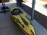 We have an Advanced Frame Expedition Kayak for sale.