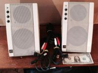 Advent Powered Partners Speakers Pure, powerful,