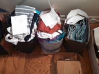 After selling numerous bags of clothes, my teen little